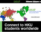 visit Connect to HKU students worldwide
