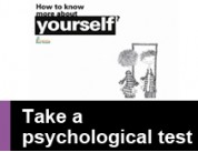 visit Take a psychological test