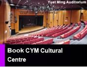 visit Book CYM Cultural Centre