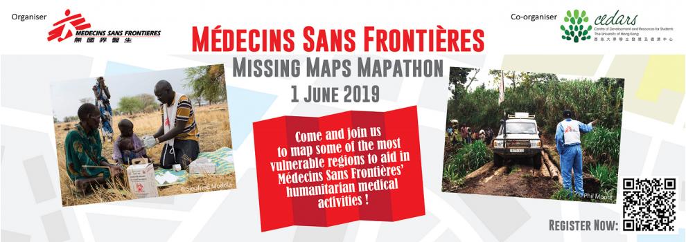 Missing Maps – Mapathon