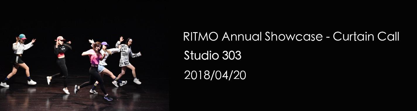 RITMO 3rd Annual Showcase 'Curtain Call'