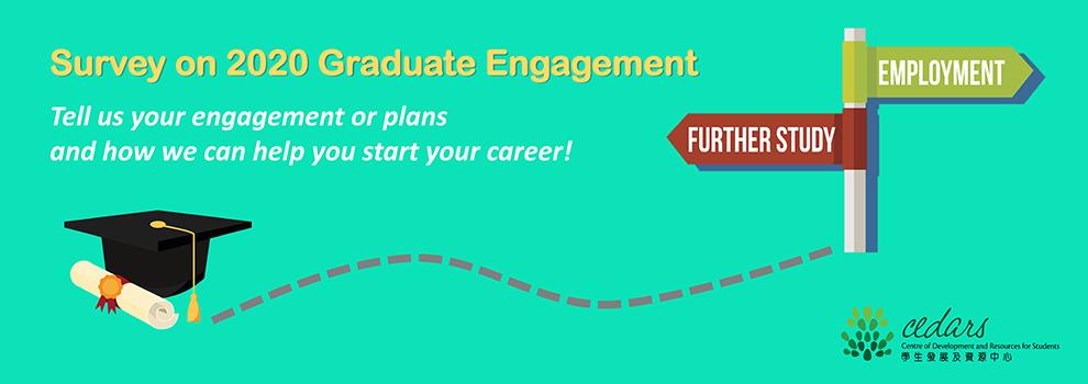 Survey on 2020 Graduate Engagement