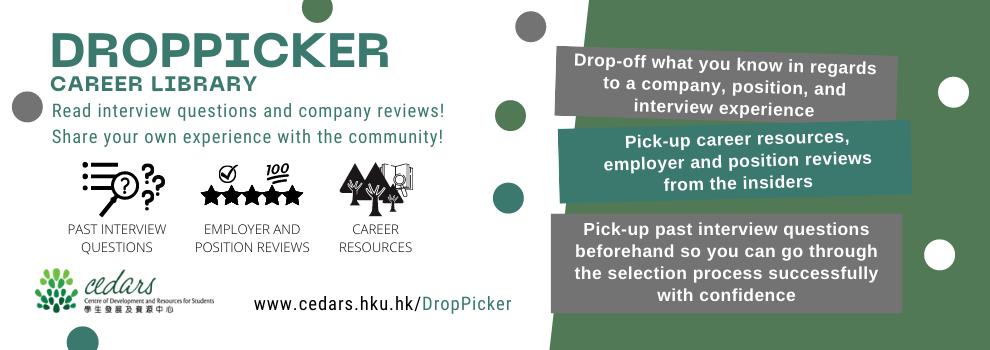 DropPicker Career Library