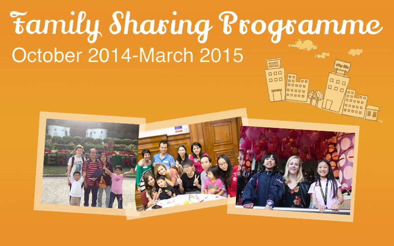Family Sharing Programme