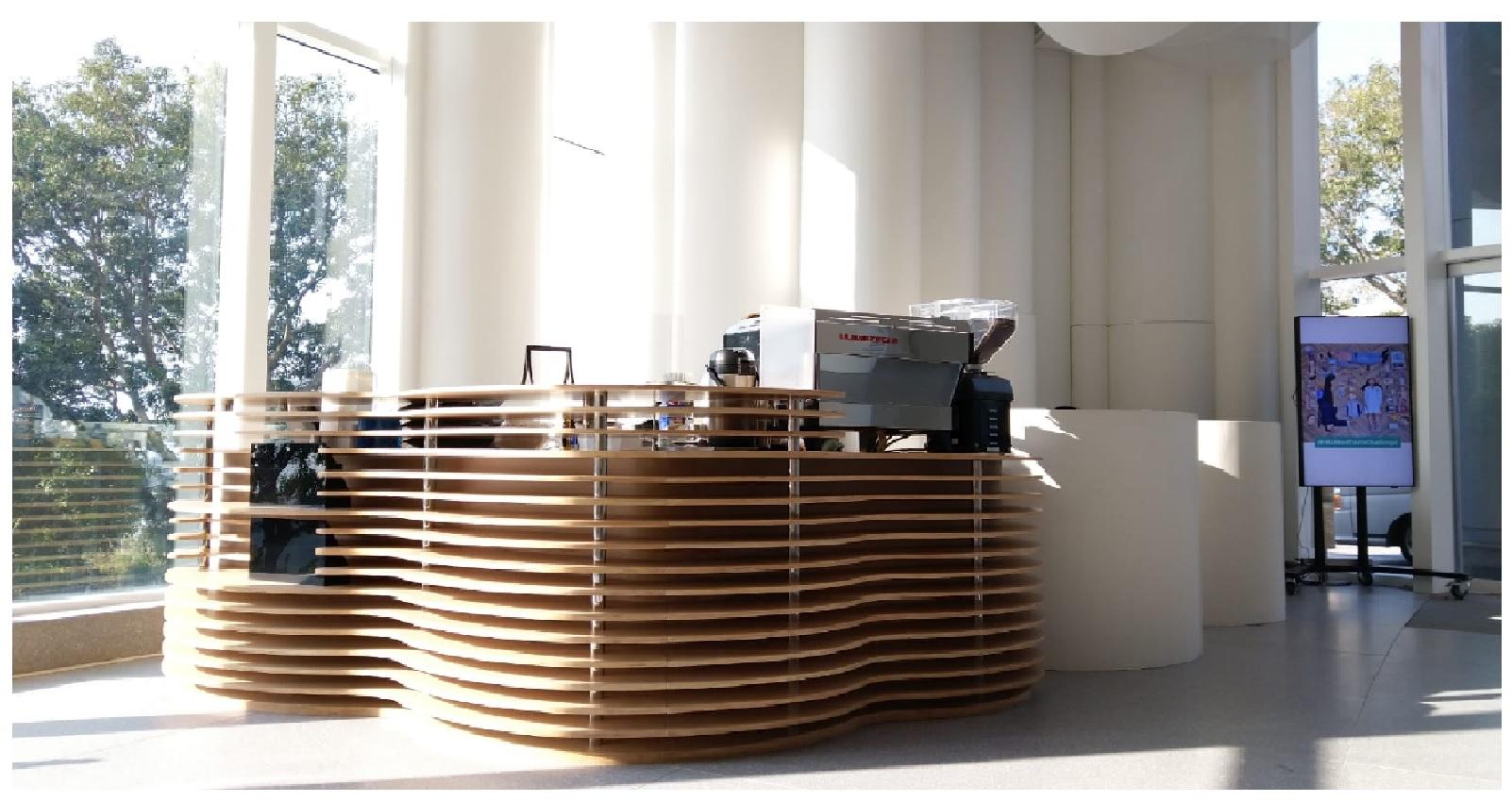 Faculty of Medicine Building Coffee Kiosk